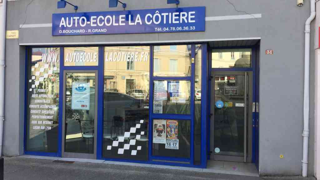 Auto-école La Cotière - Montluel