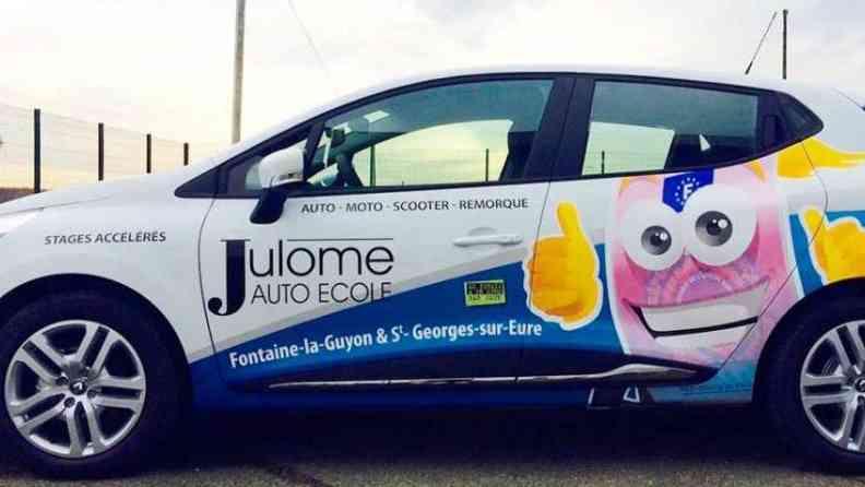 Auto-école Julome - Saint-Georges-sur-Eure