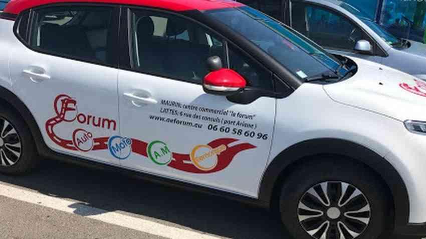 Auto-école Le Forum Port Ariane - Lattes