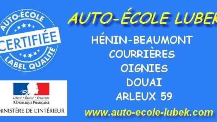 Auto-école Lubek Hénin-Beaumont - HÉNIN-BEAUMONT