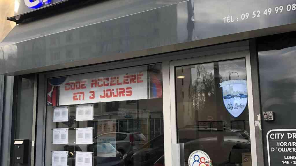 École de conduite City Drive - Le Bourget