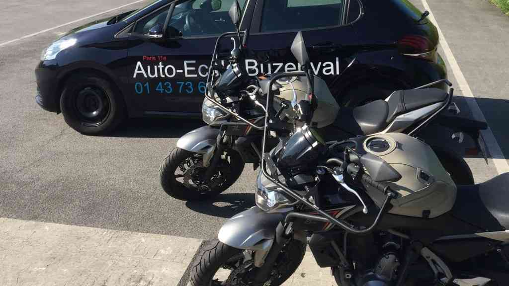Auto-école Buzenval - Paris