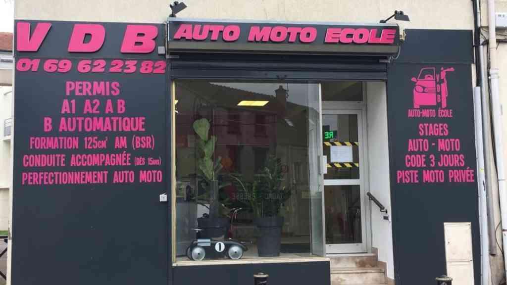 La Ville du Bois Auto-moto-école - La Ville du Bois