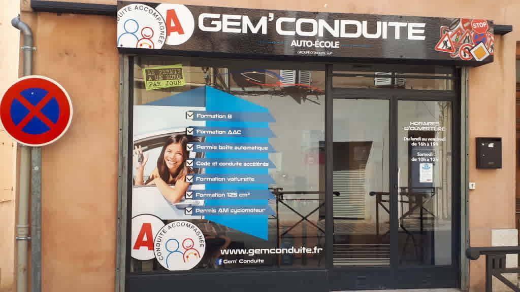 Gem'Conduite - Gémenos