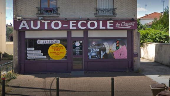 Auto-école du Chesnay - Neuilly-sur-Marne