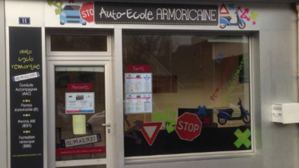 Auto-école Armoricaine - Chavagne