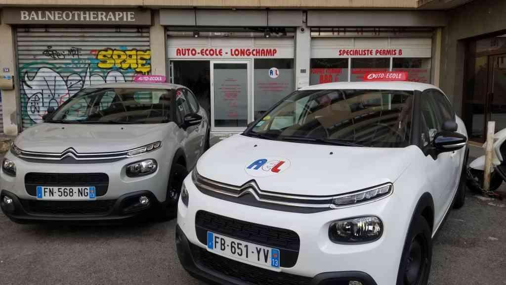 Auto-école Longchamp - Marseille