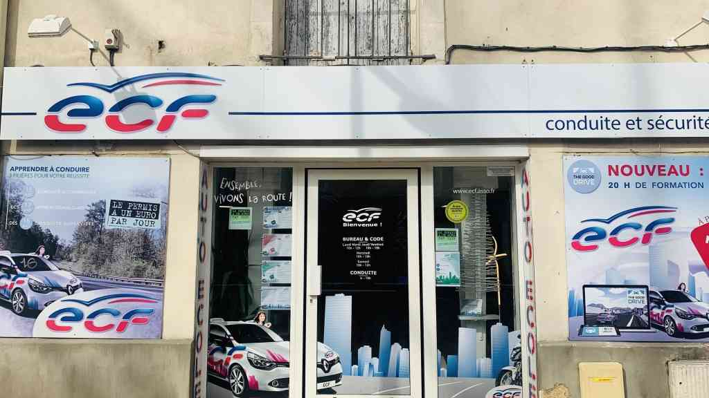 ECF Louis Blanc - Montpellier