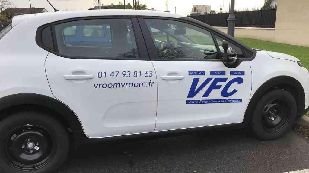 Auto-école VFC - Asnières-sur-Seine