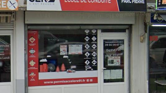 CER Parc Pierre - Sainte-Geneviève-des-Bois