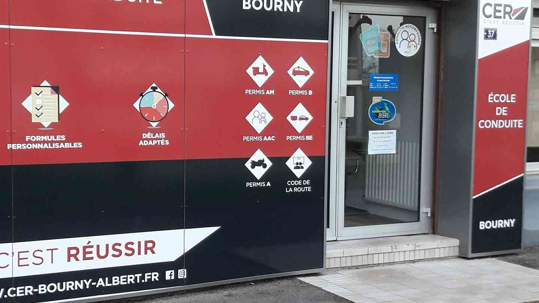 CER Bourny - Laval