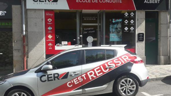 CER Albert - Laval