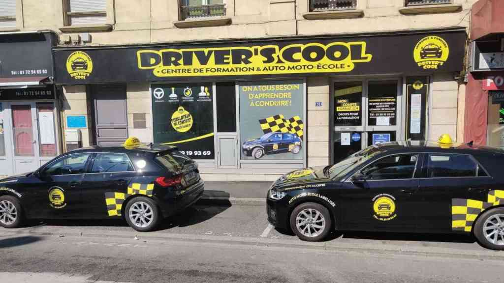 Driver's Cool - Poissy