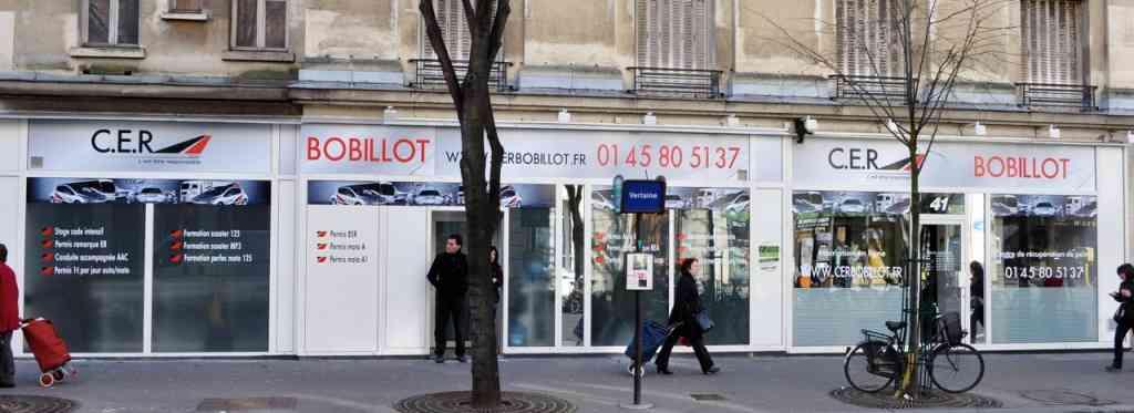 CER Bobillot - Paris