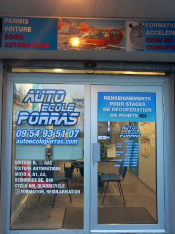 Auto-école Porras - CORBAS