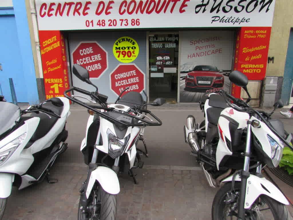 Centre de Conduite Philippe Husson - Saint-Denis