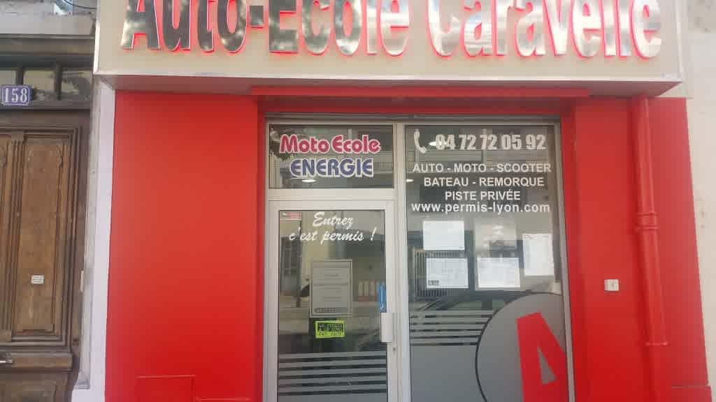 Auto-école Caravelle - Lyon