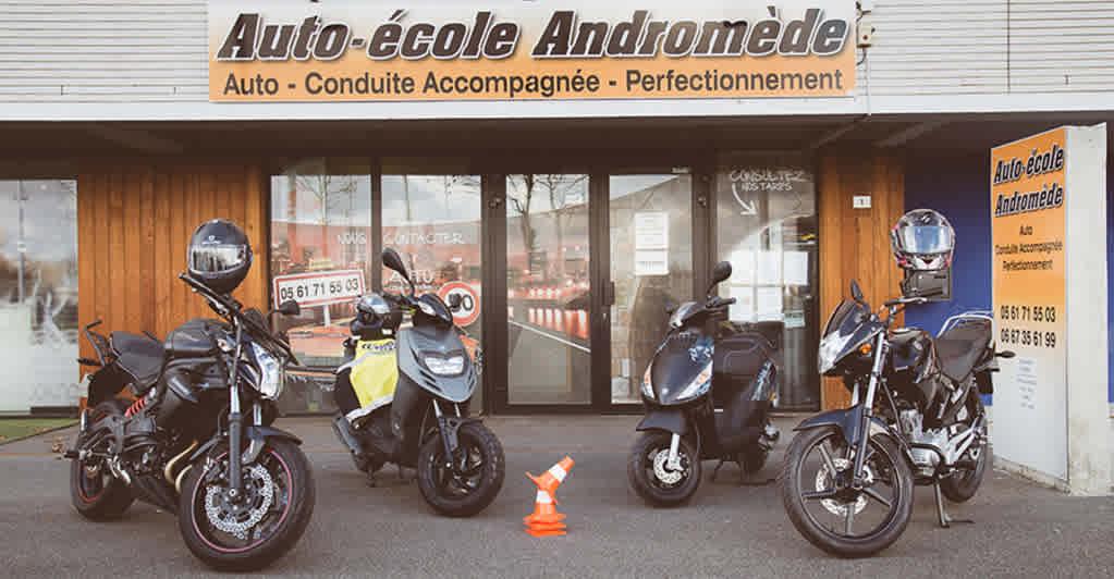 Auto-école Andromède - Blagnac