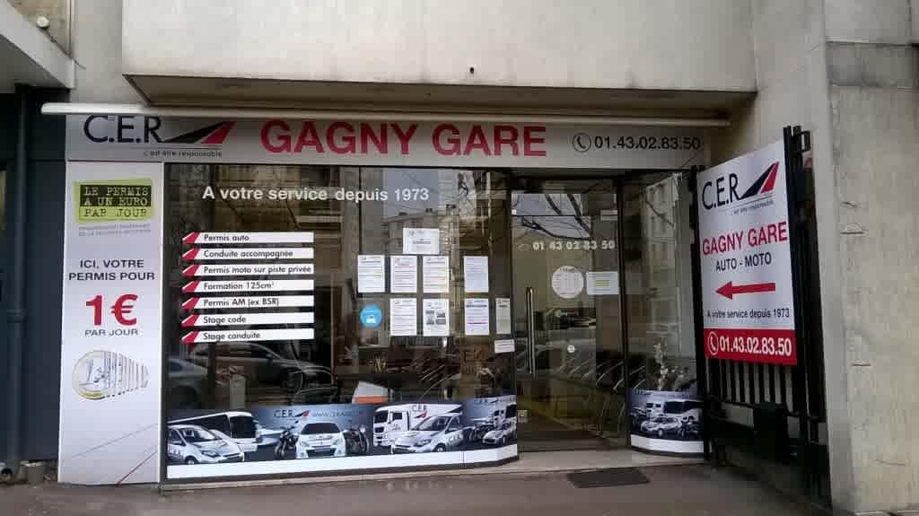 CER Gagny Gare - GAGNY