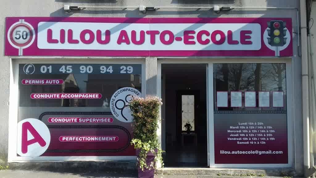 Lilou Auto-école - Le Plessis-Trévise
