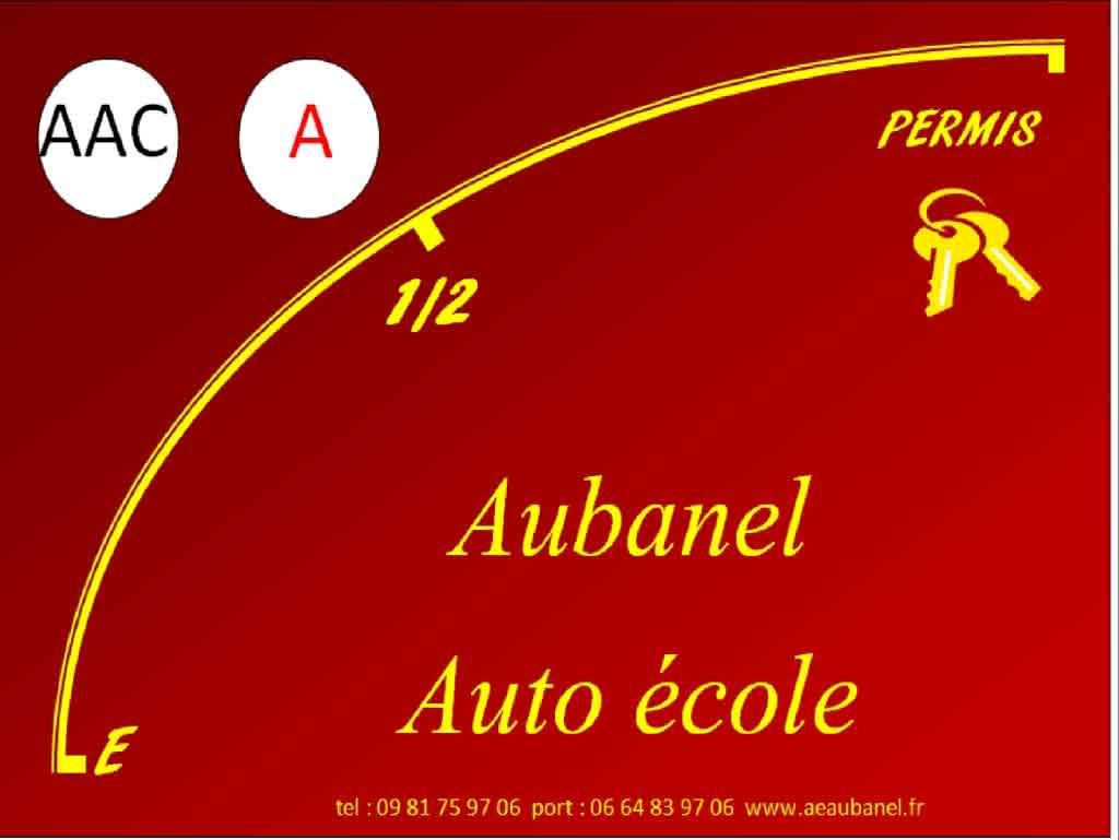 Aubanel Auto-école - LA CIOTAT