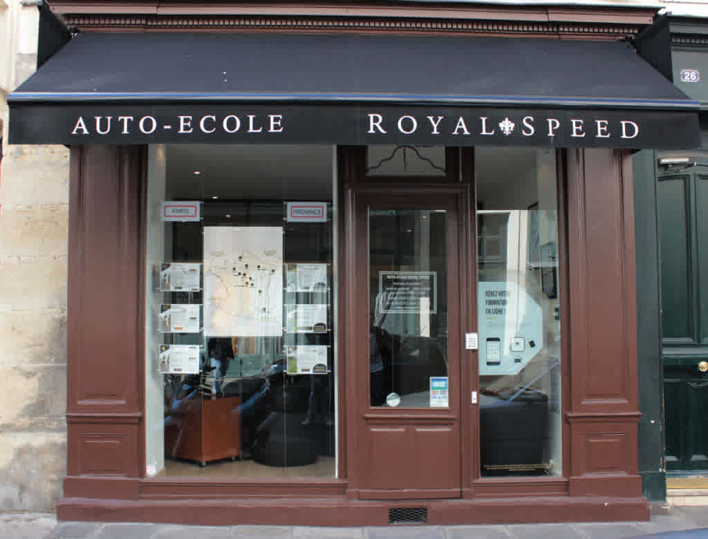 Royal Speed 7ème - Paris