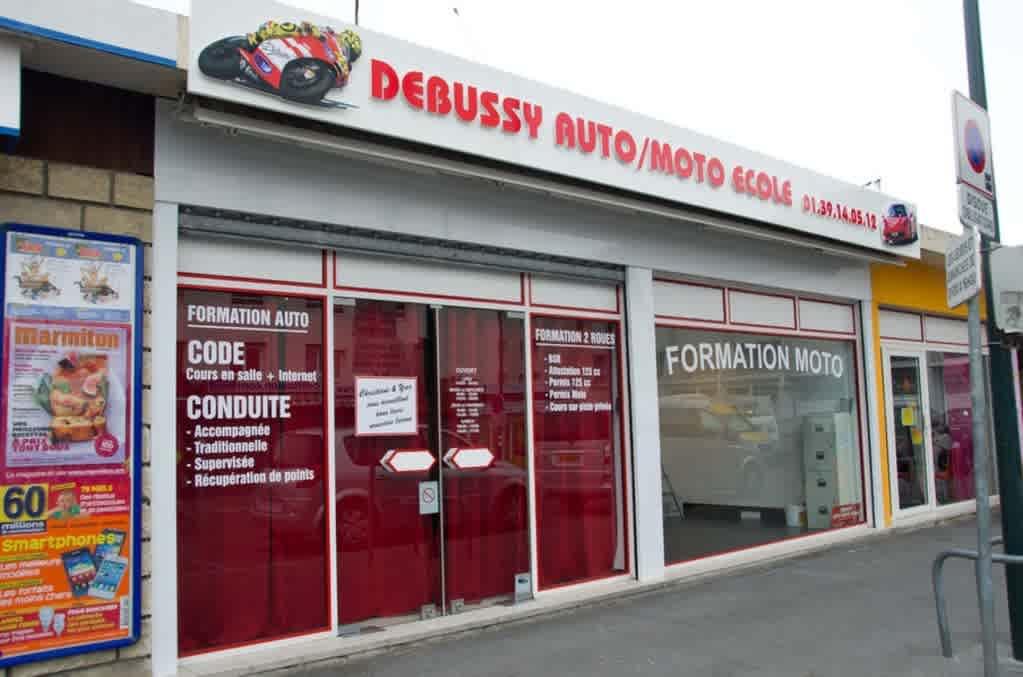 Debussy Auto-école - Sartrouville
