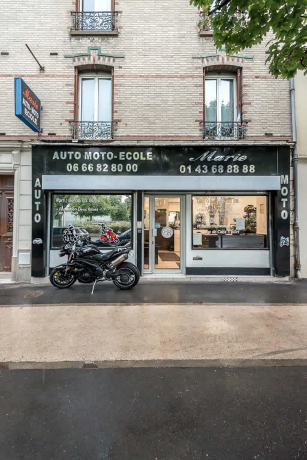 Marie Auto-moto-école - Maisons-Alfort