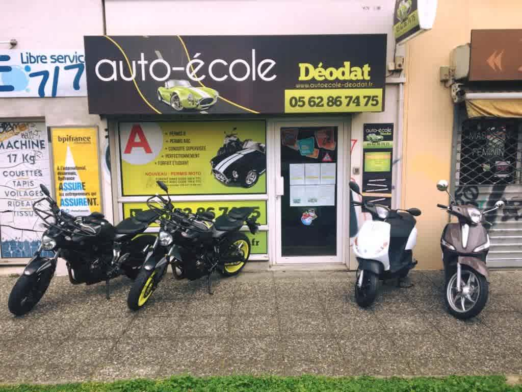 Auto-école Déodat - Toulouse