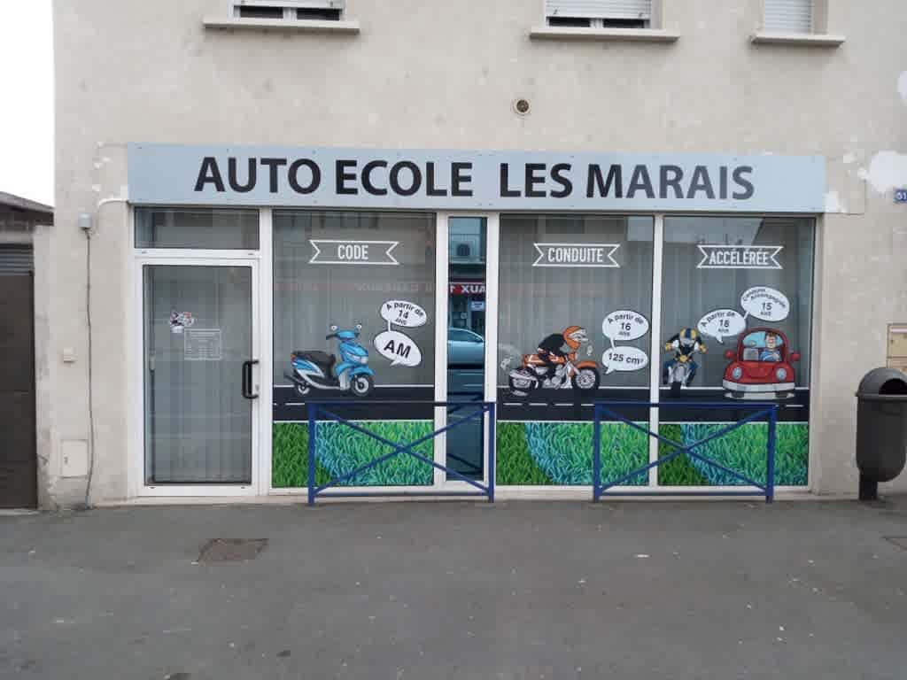 Auto-école Les Marais - MONTLUÇON