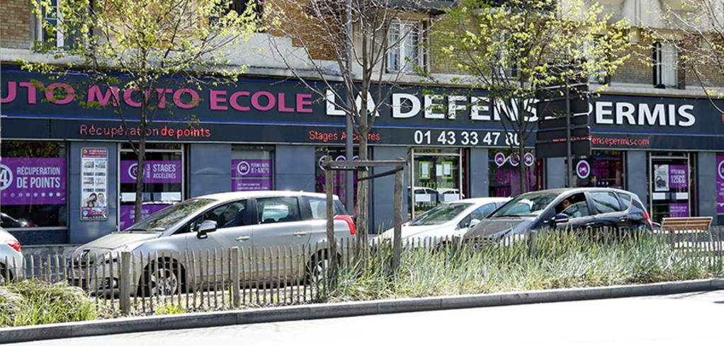 La Défense Permis - Courbevoie