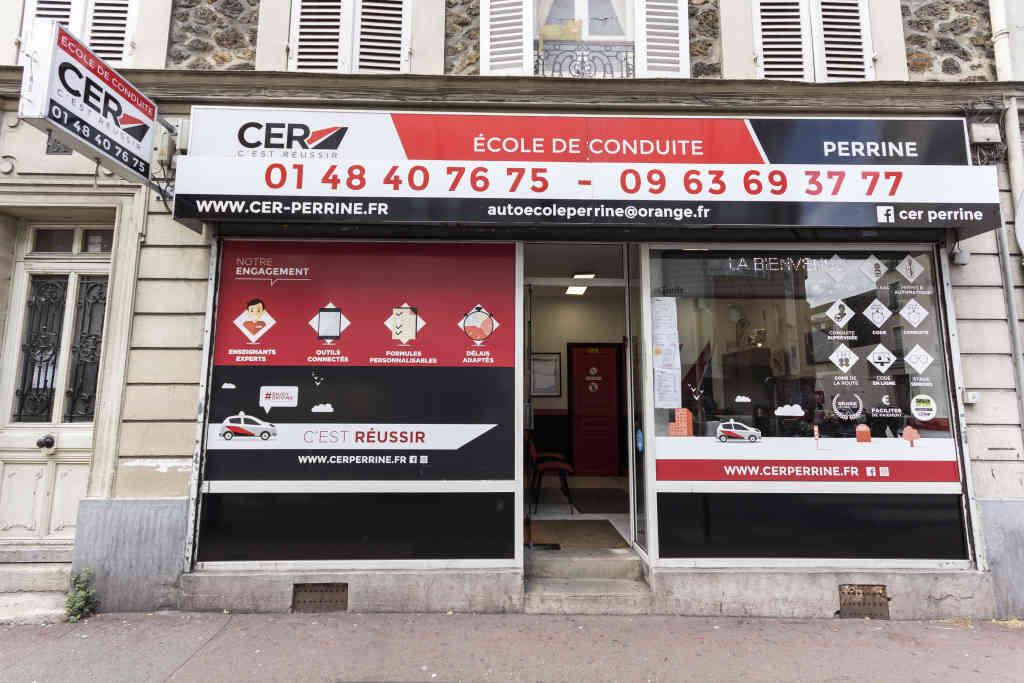 CER Perrine - Noisy-le-Sec