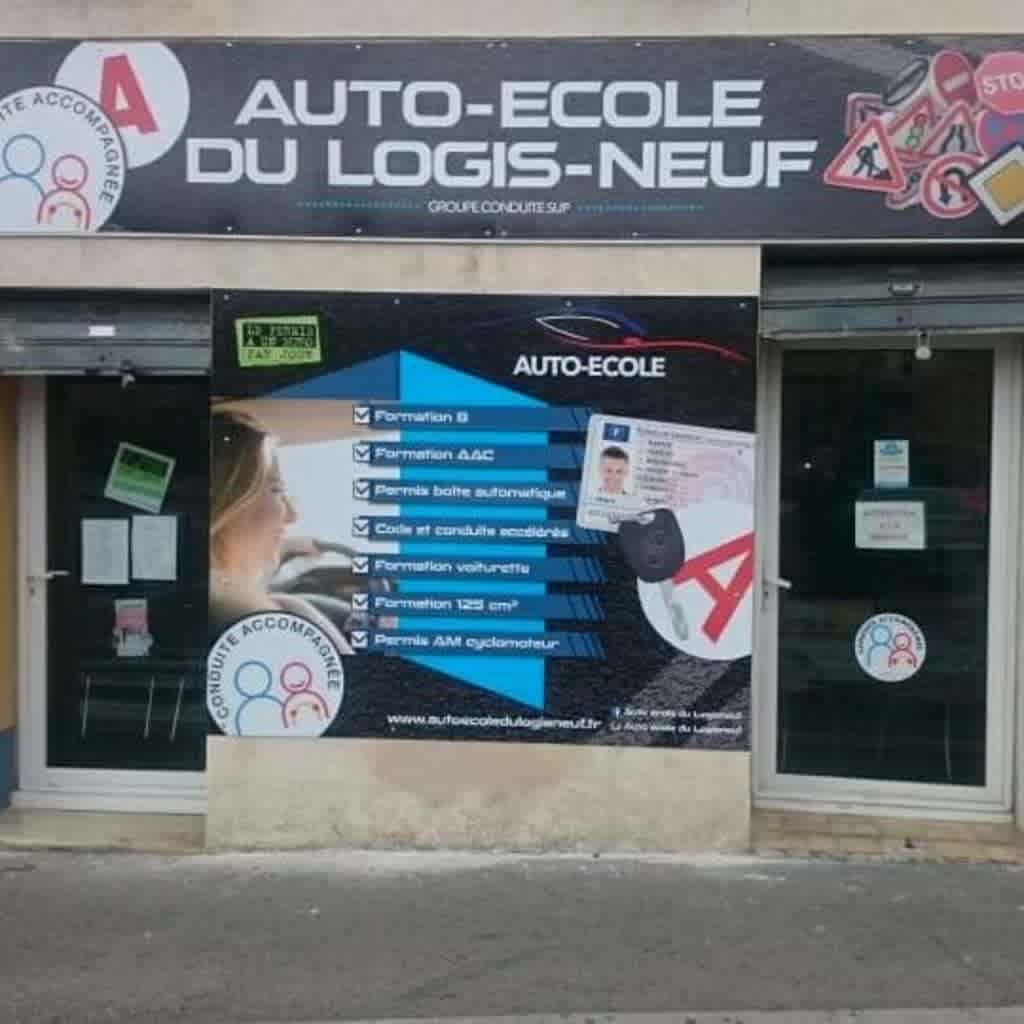 Auto-école du Logis-Neuf - ALLAUCH