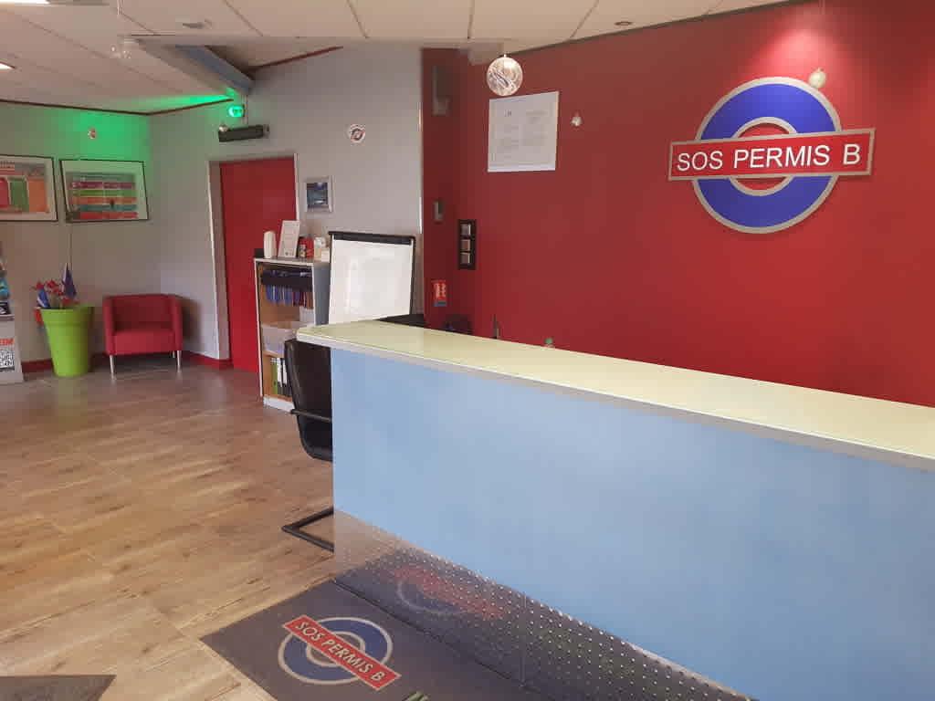 SOS Permis B - Neuilly-sur-Marne