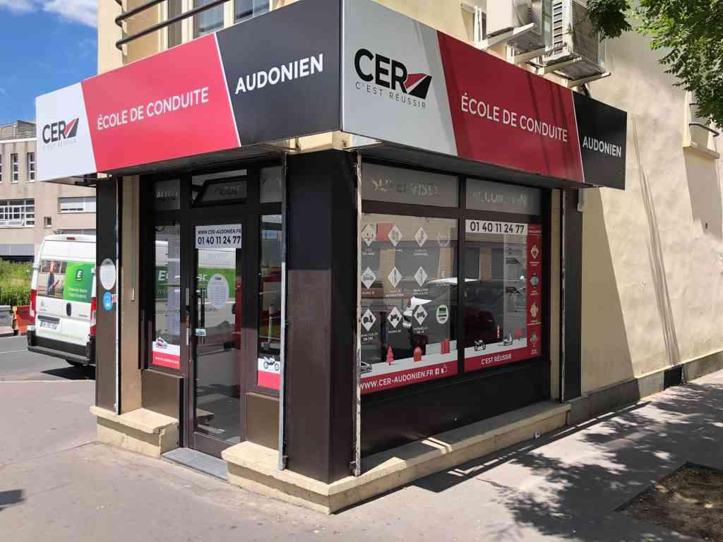 CER Audonien - Saint-Ouen