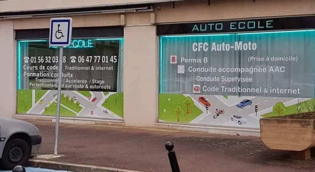 CFC Auto-moto - Villecresnes