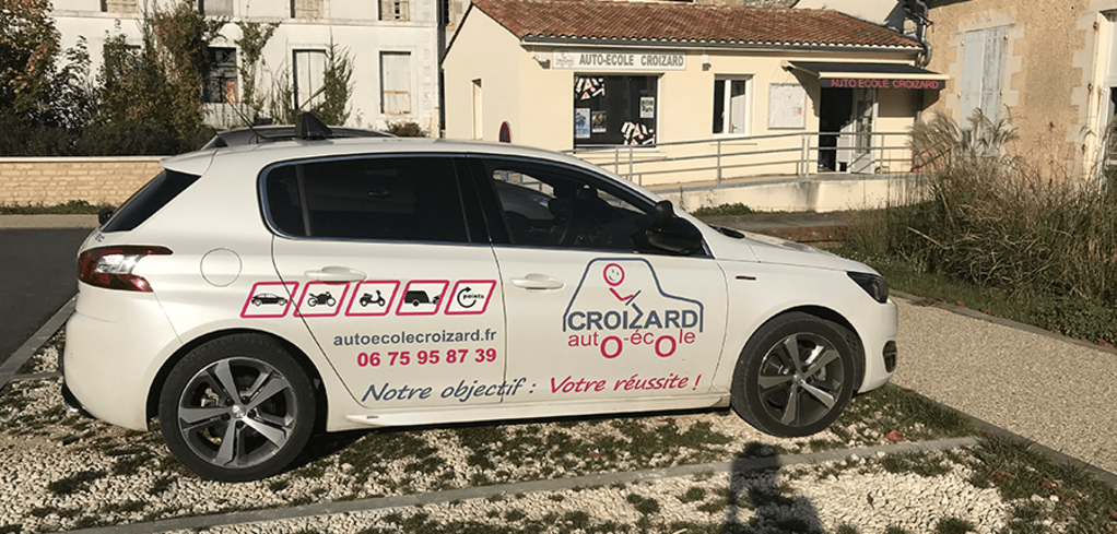 Auto-école Croizard - Aigre