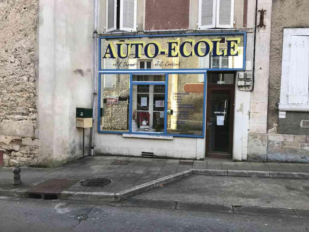 Auto-école Croizard - Ruffec