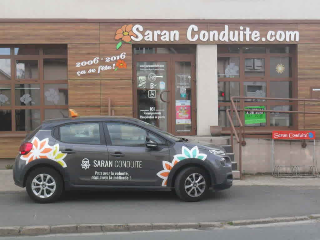 Saran Conduite - Saran