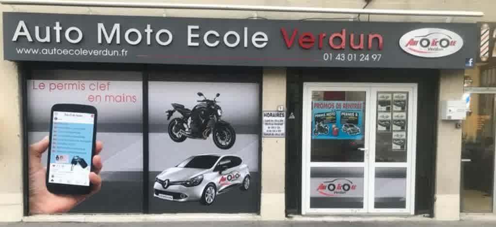 Auto-école Verdun - Neuilly-sur-Marne
