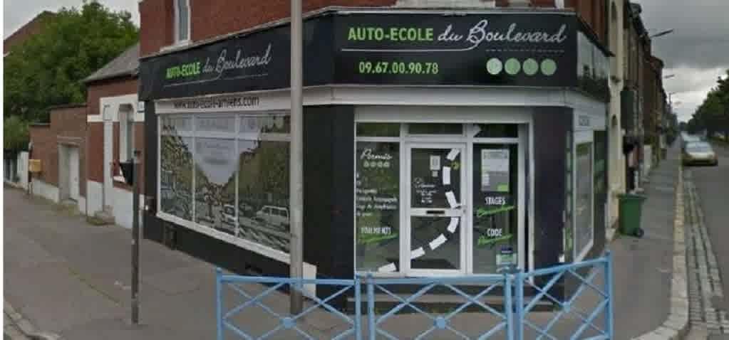 Auto-école du Boulevard - AMIENS