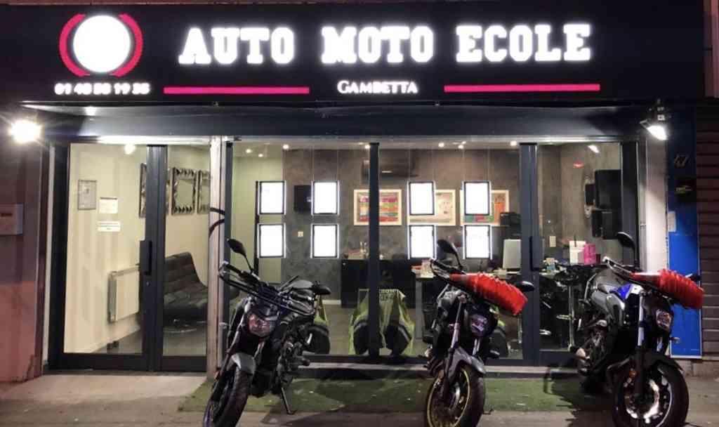Auto-école Gambetta - Bagnolet