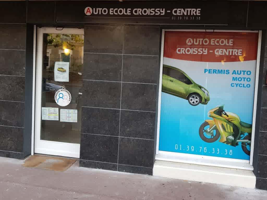 Auto-école Croissy Centre - CROISSY-SUR-SEINE