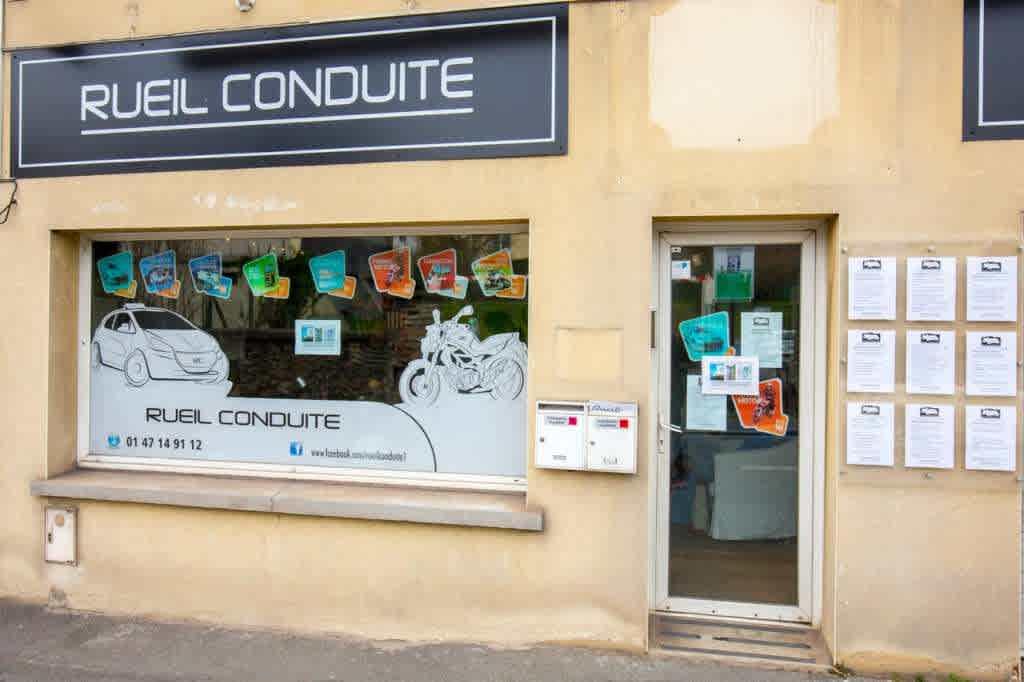 Rueil Conduite - Rueil-Malmaison