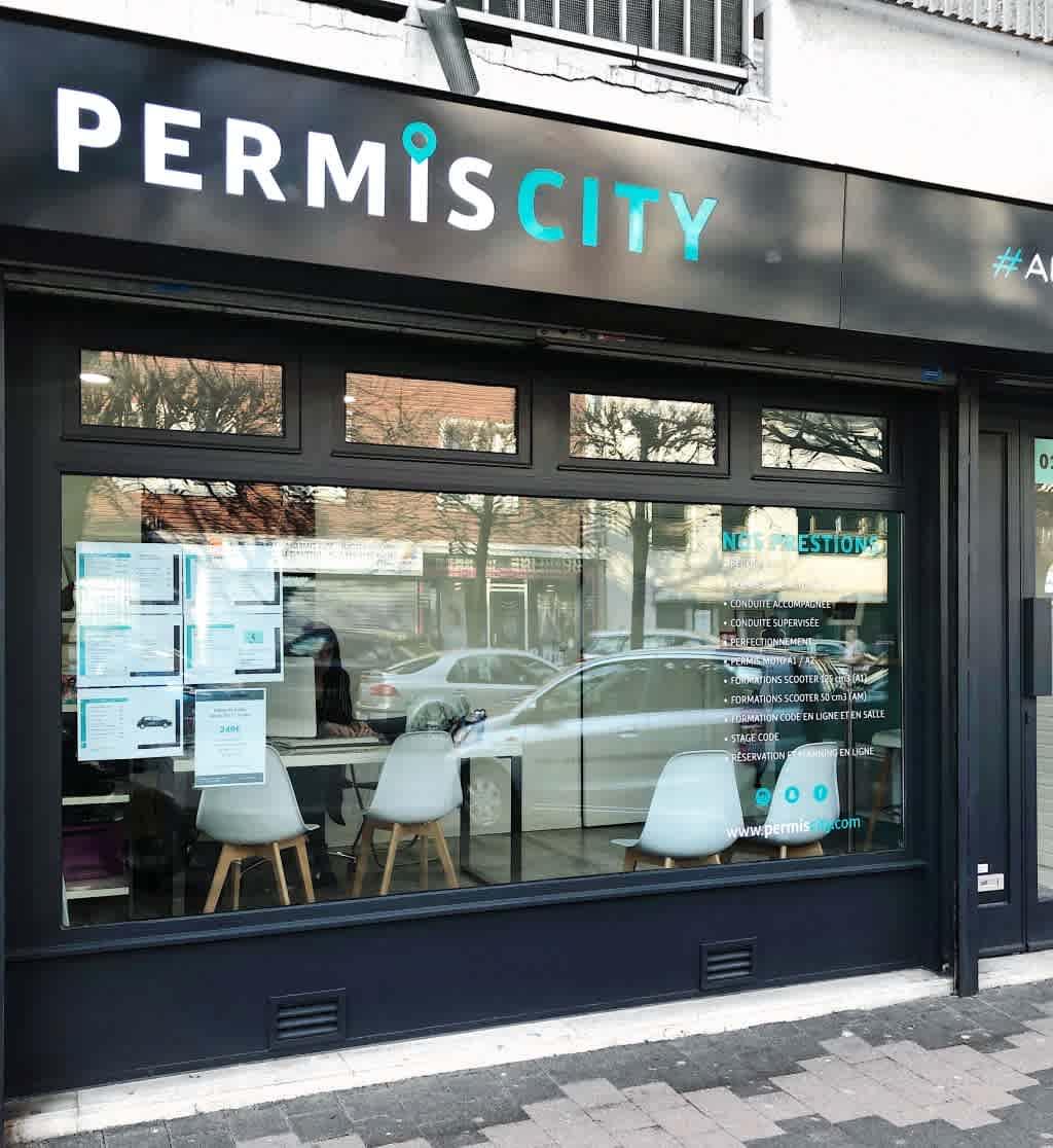 Permis City - CHELLES