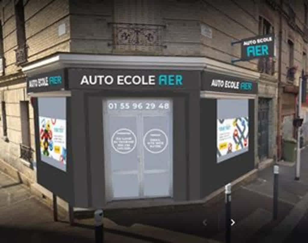 AER Auto-école - Fontenay-sous-Bois