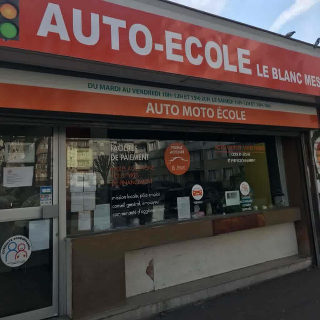 Auto-école Le Blanc-Mesnil - Le Blanc-Mesnil