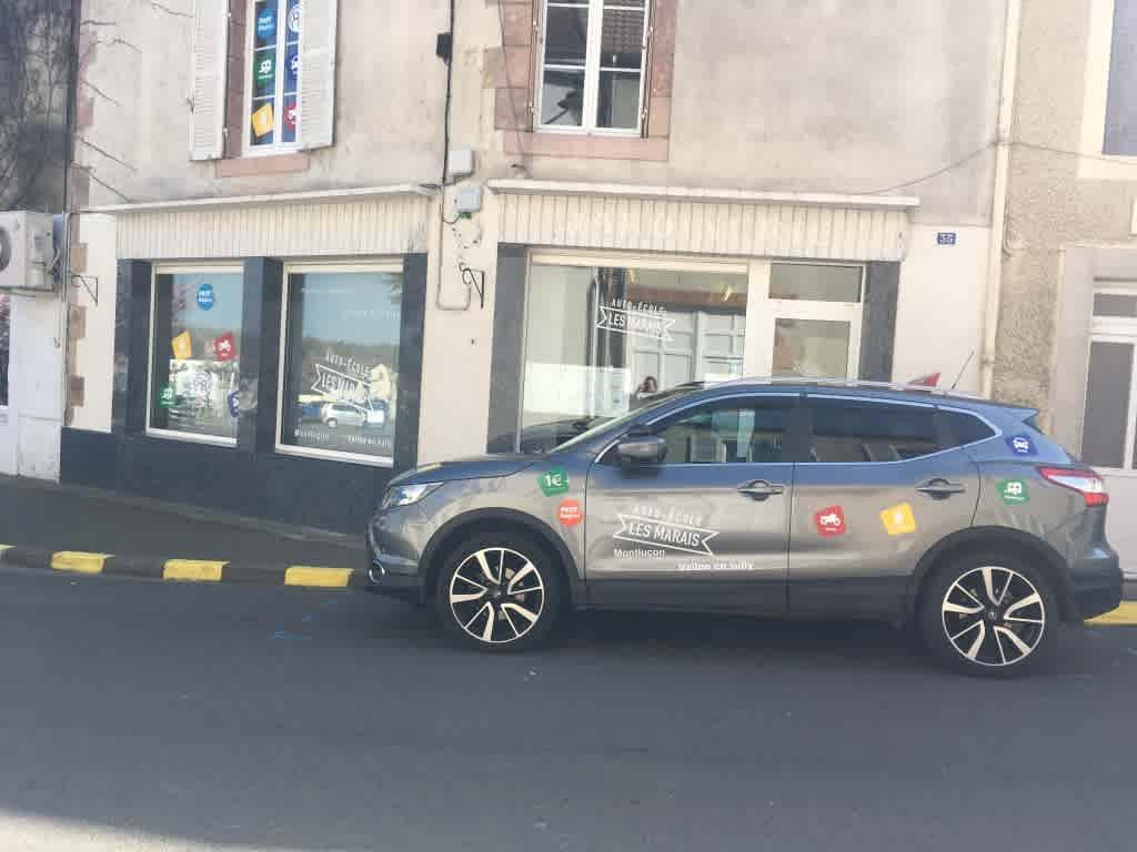 Auto-école Les Marais - Vallon-en-Sully