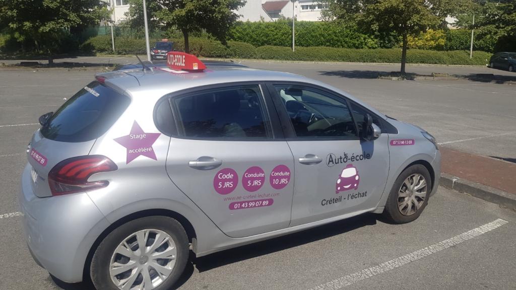 Auto-école Créteil l'Échat - Créteil