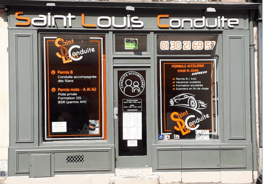 Saint-Louis Conduite - Versailles